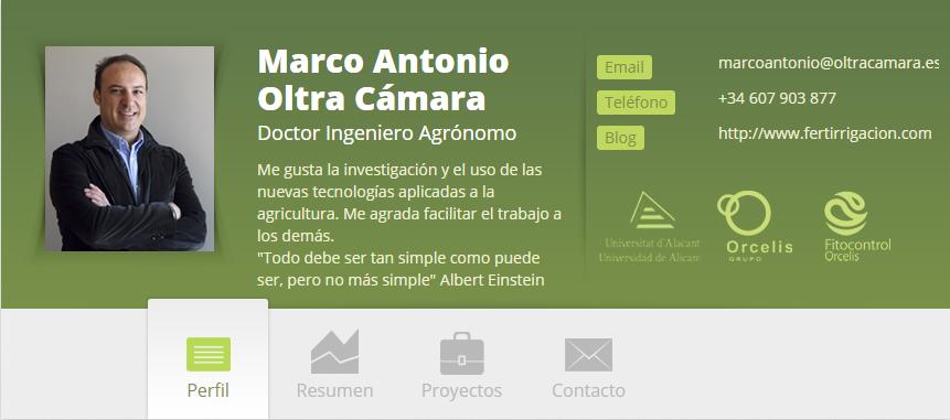 Marco Antonio Oltra